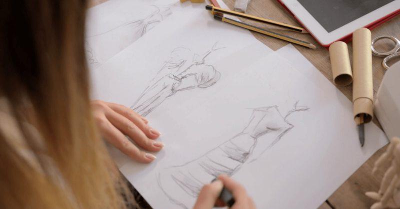 تصویرساز مد