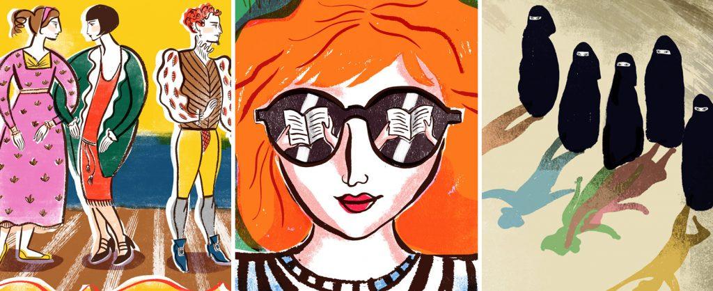 تبدیل شدن به یک تصویرساز مد حرفهای