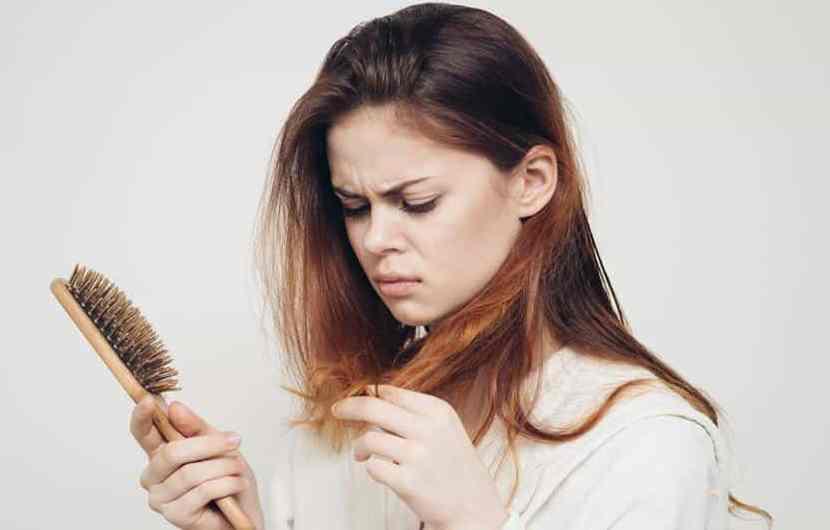 علل ریزش مو در زنان