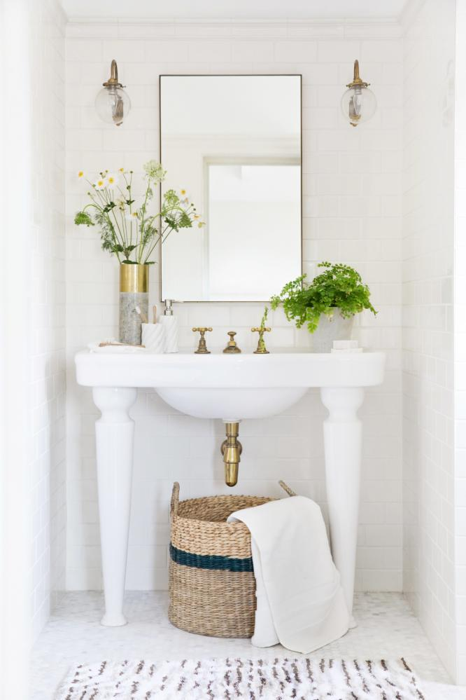 دکوراسیون حمام و دستشویی