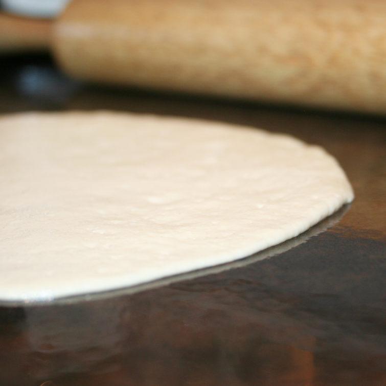نان مسطح با خمیرترش