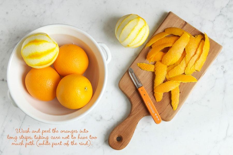 مربای پرتقال خانگی