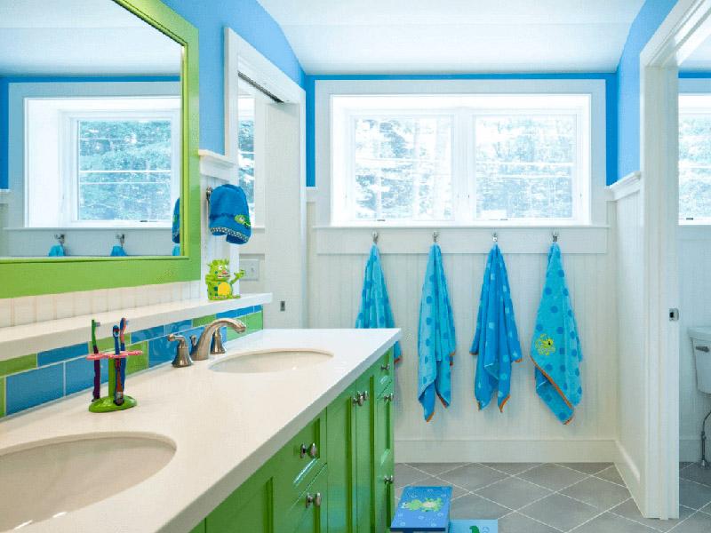به اتاقهای منزل رنگ و روح ببخشیم؟