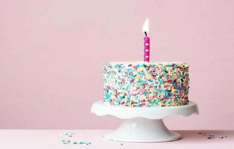 کیک تولد زیبا