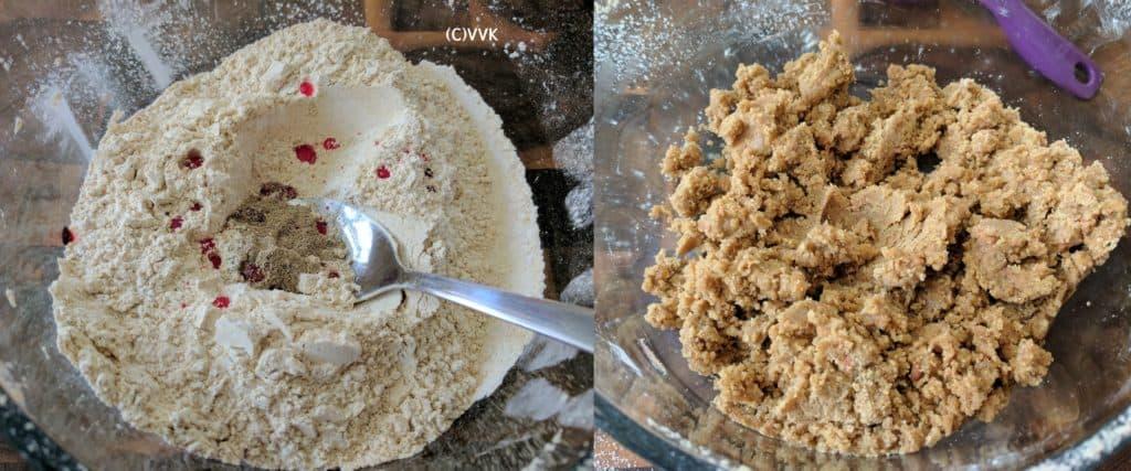 طرز تهیه شرینی نخودچی یا نان نخودچی
