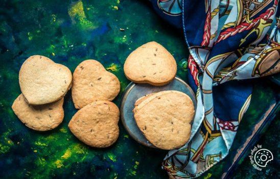 بیسکویت زیره هندی، بیسکویتی ساده و سریع برای همراهی با چای