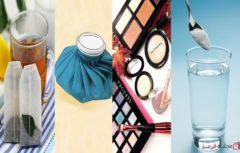 درمان عفونت چشم به روشهای طبیعی