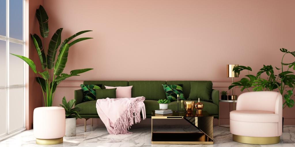 زیباترین رنگها برای دکوراسیون منزل