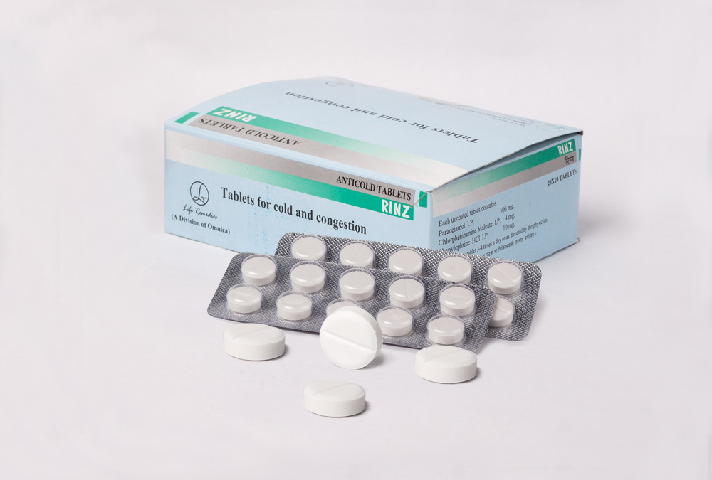 داروی فنیل افرین