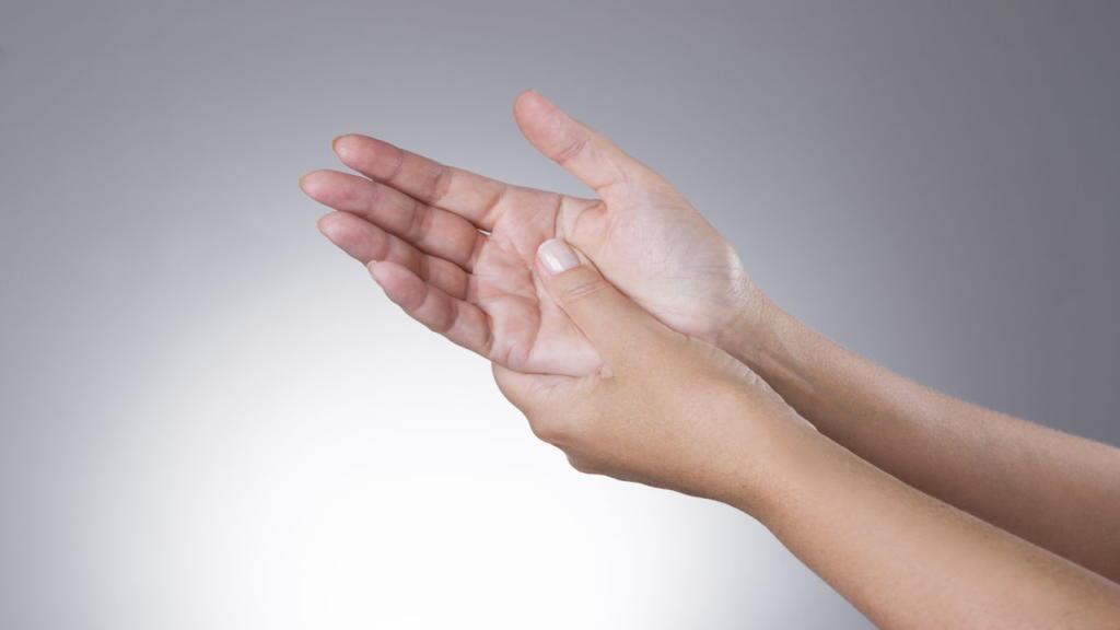 ورم دست