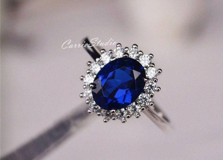 انگشترهای زیبا با نگینهای خاص که میتوانند جایگزین حلقههای کلاسیک شوند