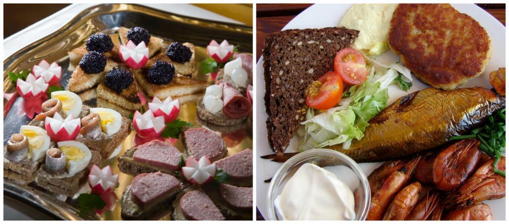 نان چاودار دانمارکی
