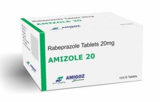 معرفی داروی رابپرازول