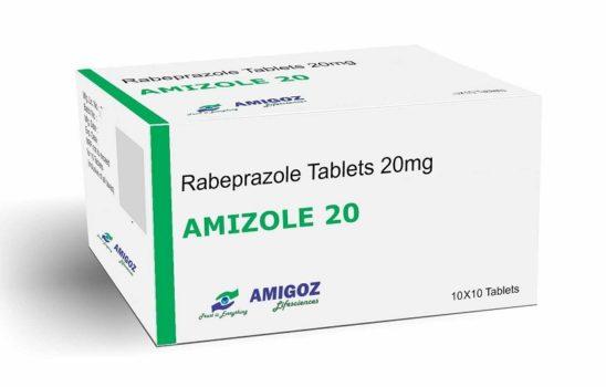 داروی رابپرازول و بررسی جامع اثر کارکردی این دارو در درمان بیماریهای گوارشی