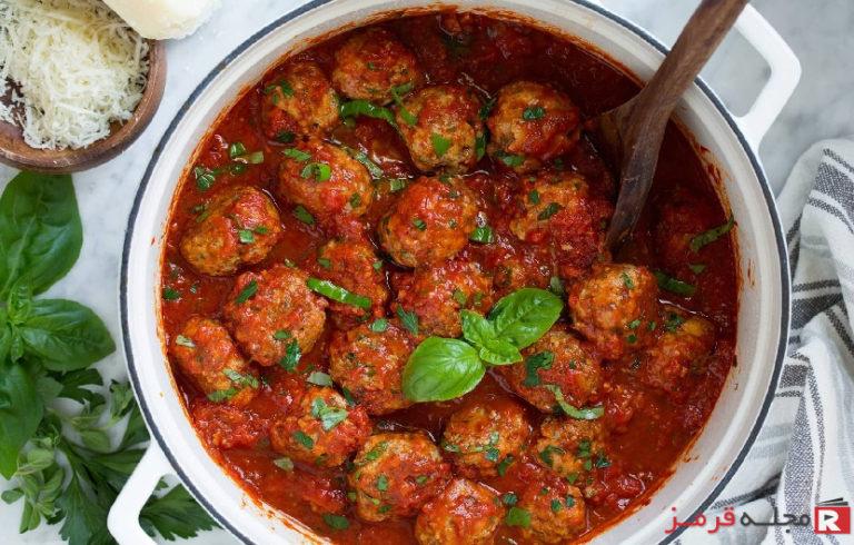 طرز تهیه کوفته قلقلی با گوشت برای همراهی با انواع غذاها