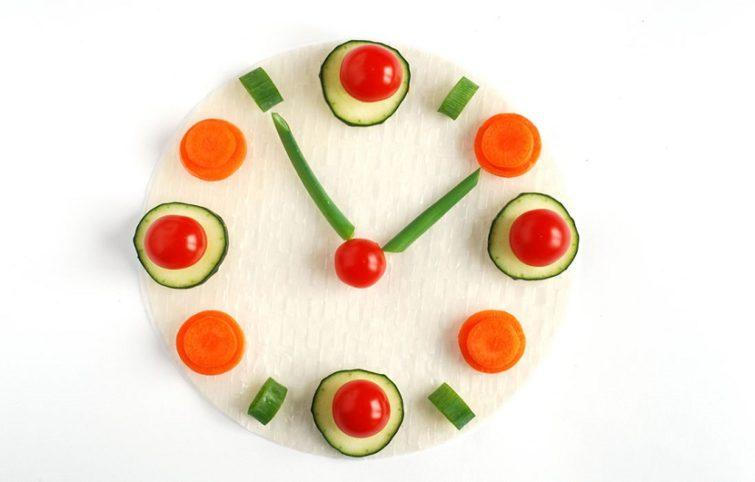 ساعت بیولوژیکی بدن و عادات غذایی