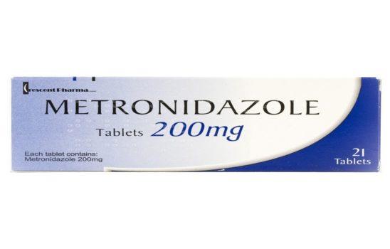 معرفی داروی مترونیدازول ، نحوه مصرف و عوارض جانبی