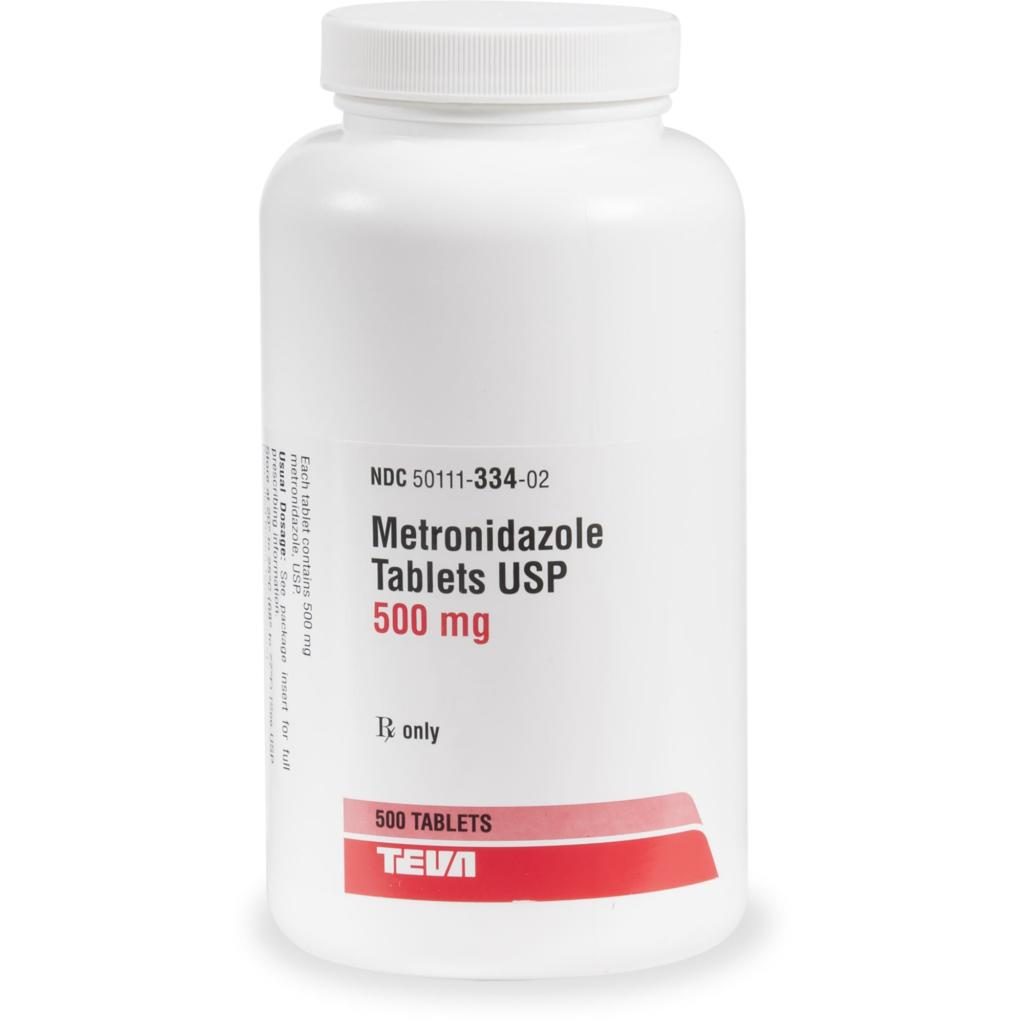مترونیدازول - نحوه مصرف