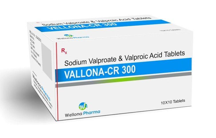 معرفی داروی والپروئیک اسید