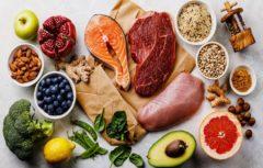 مصرف کم پروتئین