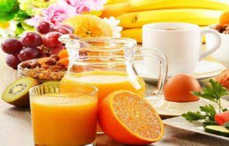 مواد غذایی برای صبحانه