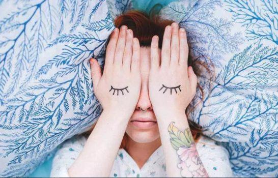 خواب سریع به چندین روش مختلف و در عرض کمتر از ۲ دقیقه