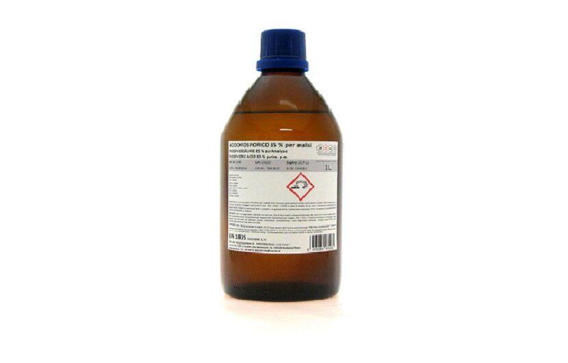 مقاله اسید فسفریک