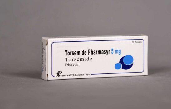 داروی تورسمید و نگاهی کلی به ویژگی های کارکردی این دارو