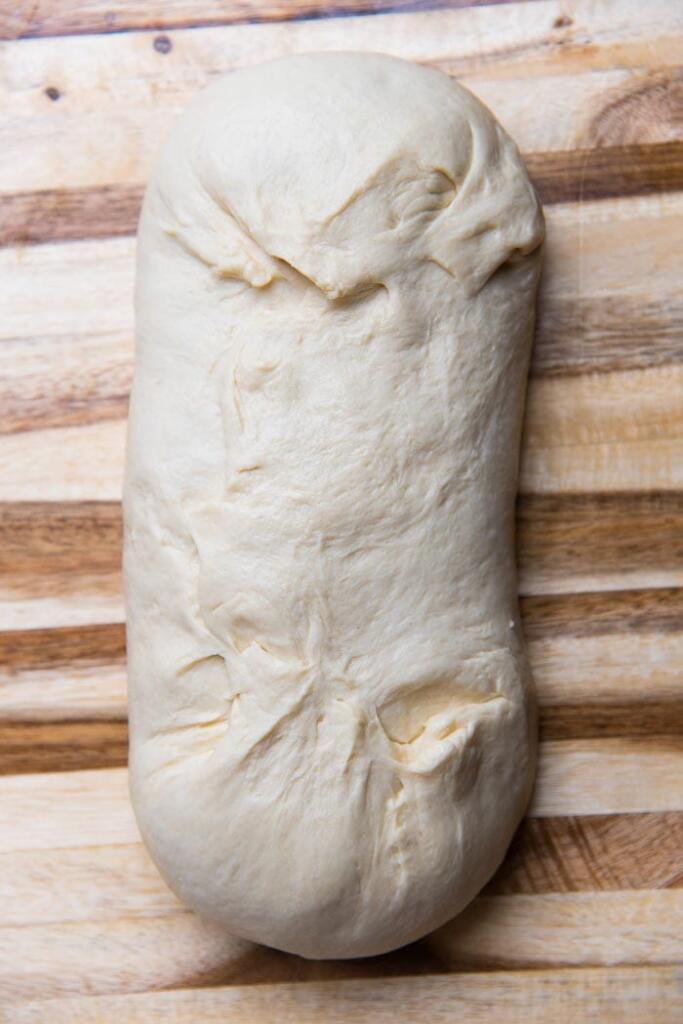 نان سفید خانگی