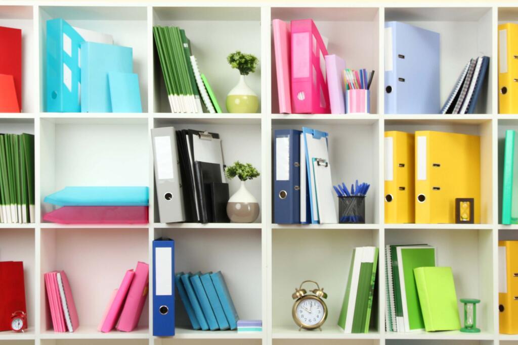 سازماندهی وسایل
