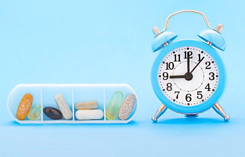 بهترین زمان مصرف ویتامین