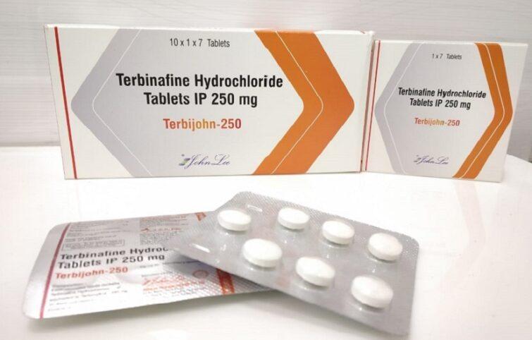 داروی تربینافین و نگاهی جامع به ویژگی های کارکردی این دارو