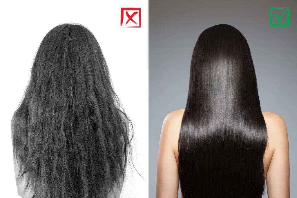 مدل موی اشتباه