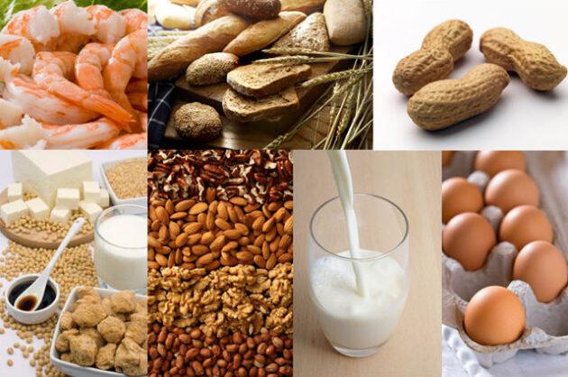 تنبلی تخمدان و حساسیت غذایی