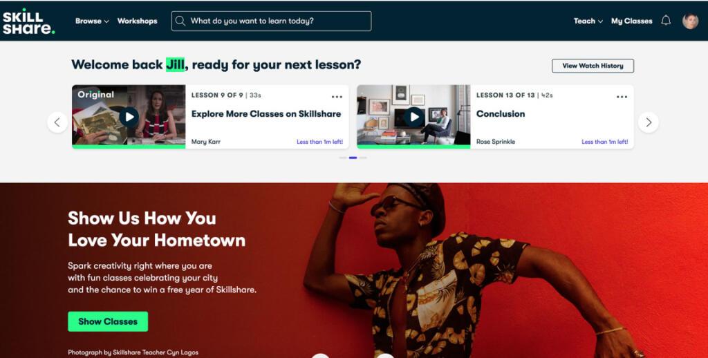 بهترین سایت یادگیری آنلاین