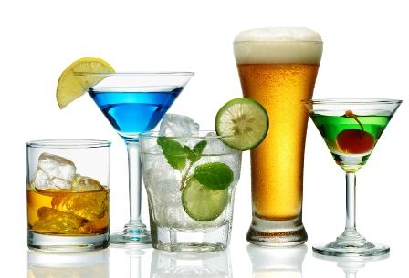 مشروبات و استرس