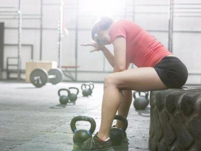 پریود و ورزش