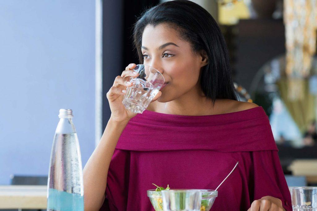 نوشیدن زیاد آب