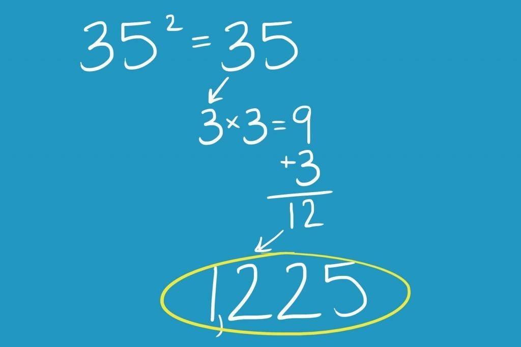 ترفند ریاضی آسان