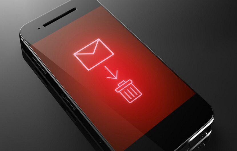 بازیابی پیامک های پاک شده