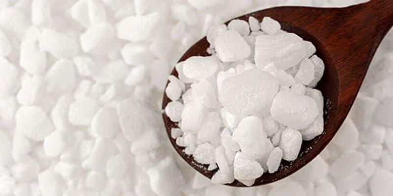 استفاده از نمک ماشین ظرفشویی