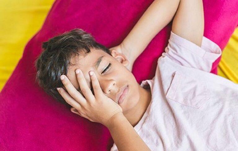 میگرن کودکان چه علائمی دارد و روشهای درمان آن چیست؟