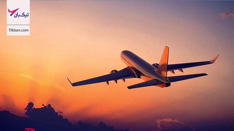امکانات هواپیما