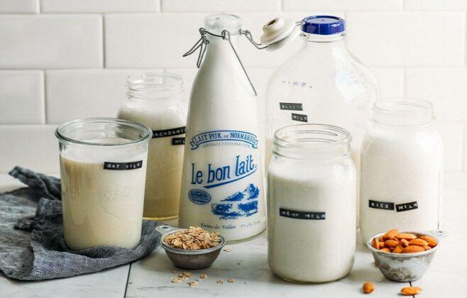 طرز تهیه شیر جو دوسر خانگی و انواع روشهای استفاده از آن