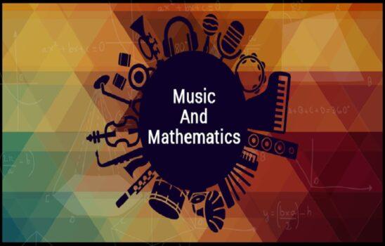 صدا ، موسیقی و ریاضیات