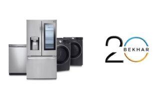 ماشین لباسشویی و ماشین ظرفشویی
