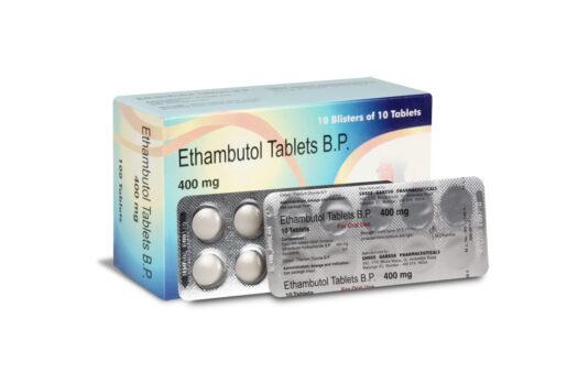 داروی اتامبوتول
